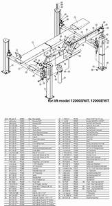 Parts Diagram For Forward 12000ewt 12000swt