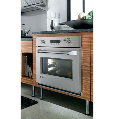 zetpmss ge monogram  professional electronic convection single wall oven  monogram