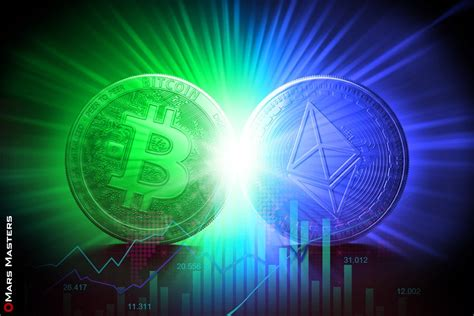 Bitcoin Hits ATH, Ethereum Corrects Lower - MarsMasters