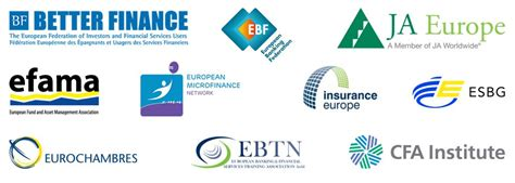 financial platform european platform for financial education launched ebf