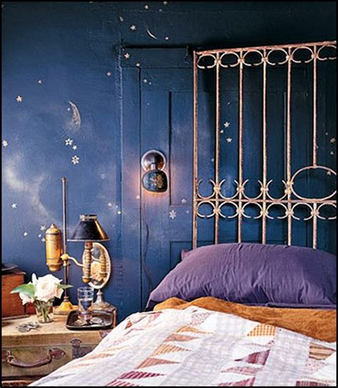 The Astrology Room by Decorating Theme Bedrooms Maries Manor Celestial Moon
