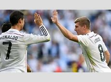 Toni Kroos Speaks About Ronaldo's Hard Work And Parties