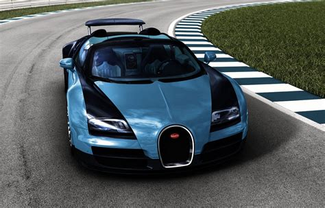 Official Bugatti Grand Sport Vitesse Legend Jean Pierre