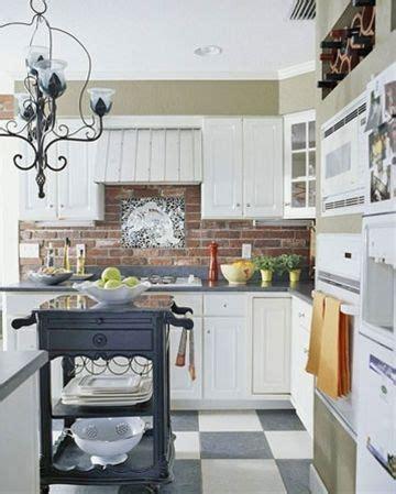 kitchen designs images pictures best 25 brick backsplash white cabinets ideas on 4662