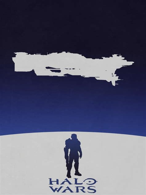 Halo Minimalist Posters Let You Relive The Franchises History