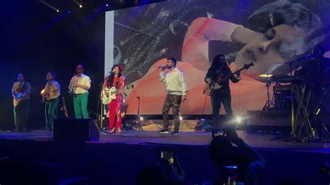 Mon Laferte Feat Juanes #amarranetour