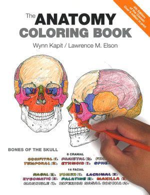 booktopia  anatomy coloring book  wynn kapit