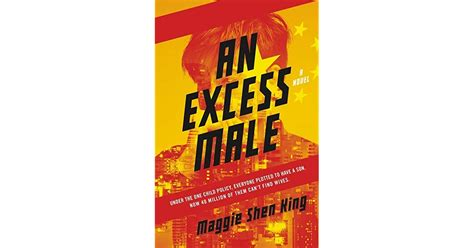 Book Giveaway For An Excess Male By Maggie Shen King Jun
