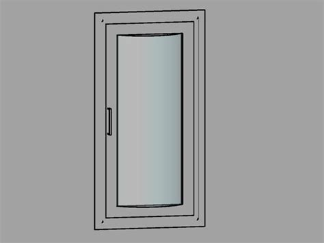 Recessed Extinguisher Cabinet Revit by Revitcity Object Extinguisher Cabinet Recessed