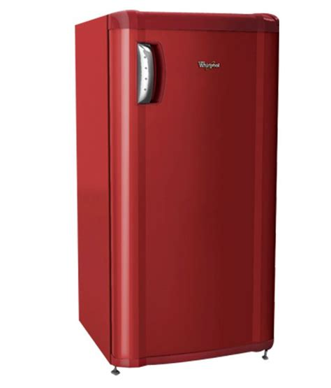 single door refrigerator whirlpool 180 ltr 195 mp 4w single door refrigerator