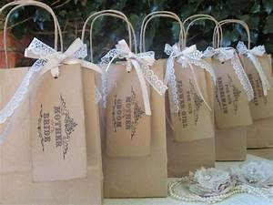 wedding favour gift bags set of 5 With gift bags for wedding