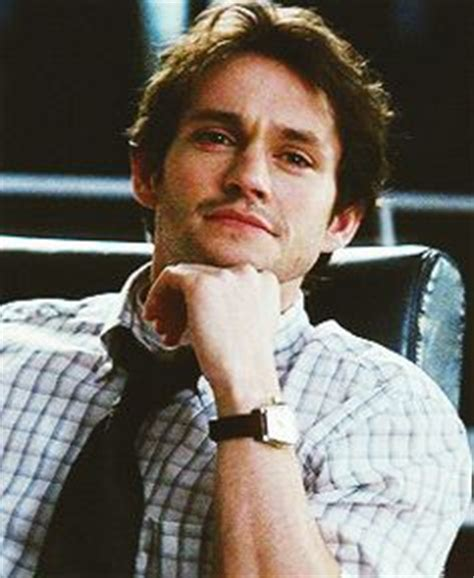 hugh dancy clean shaven  scruffy hes hot claire