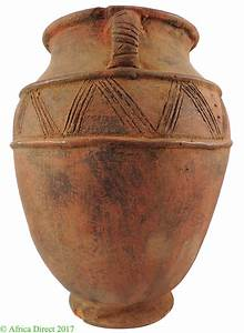 Nupe Igbo Clay Terracotta Pot Water Container African 20 ...