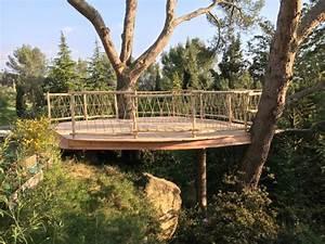terrasse sur pilotis technatura terrasse pinterest of cout With cout d une terrasse sur pilotis