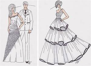 modern design a wedding dress with how to draw a wedding With how to draw a wedding dress