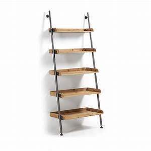 Etagere Bois Design : etag re vintage en bois de sapin type chelle emi by drawer ~ Teatrodelosmanantiales.com Idées de Décoration