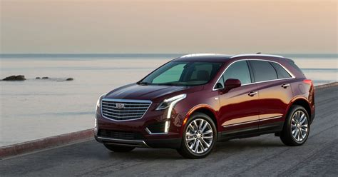 2017 Cadillac Xt5 Challenges Best Luxury Suvs
