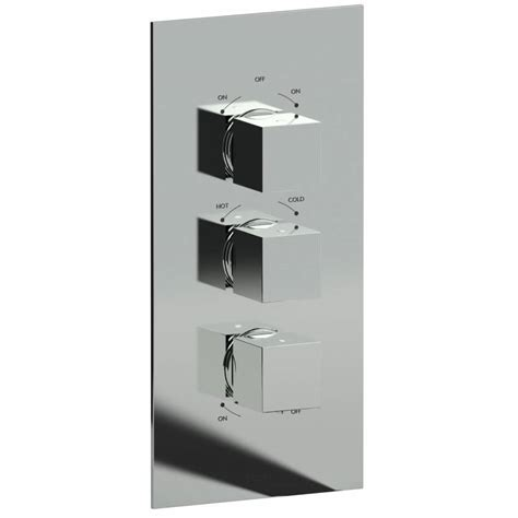 Abode Zeal Concealed Thermostatic Shower Valve
