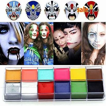 Paint Face Painting Makeup Flash Tattoo Beauty