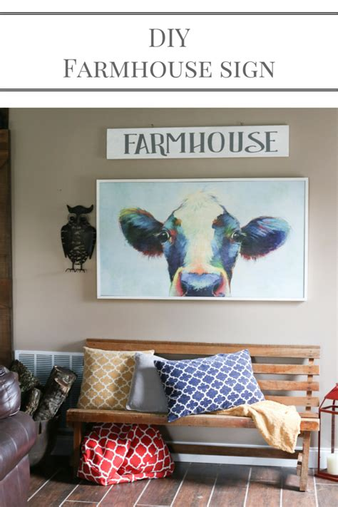 diy farmhouse sign cricut supply giveaway  southern