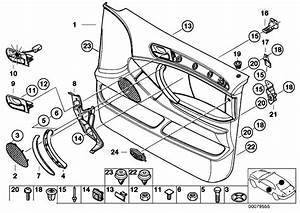 Original Parts For E53 X5 3 0i M54 Sav    Vehicle Trim