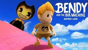 Bendy Inspired Lucas Super Smash Bros For Wii U Gt Skins