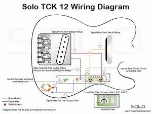 Solo Tc 12 String Style Wiring Guide