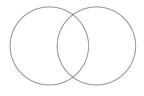 blank venn diagram  circle   wiring diagram
