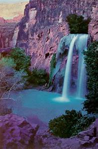 waterfalls of havasupai this was one of the most magical