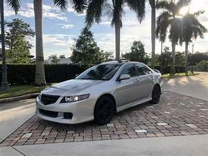 2004 Acura Tsx For Sale In Port St  Lucie  Fl