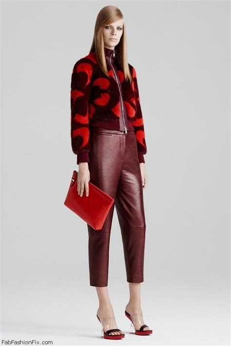 alexander mcqueen resort  collection fab fashion fix