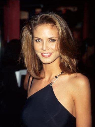Heidi Klums Beauty Evolution Stunners Models Heidi