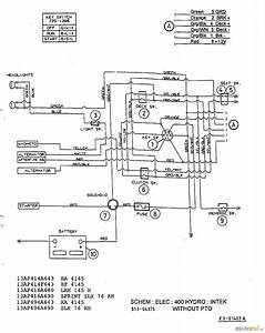 Toro Zero Turn Selonoid Wiring Diagram