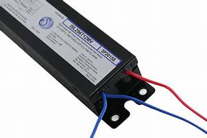 Robertson 3p20158 Isl296t12mv Fluorescent Electronic Ballast For 2 F96t12 Linear Lamps Instant