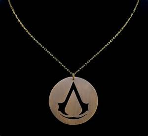 Assassin's Creed Necklace | Sprite Stitch