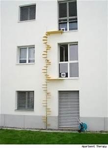 Maison Pour Chat Extérieur : escaliers ext rieur pour chat ~ Premium-room.com Idées de Décoration