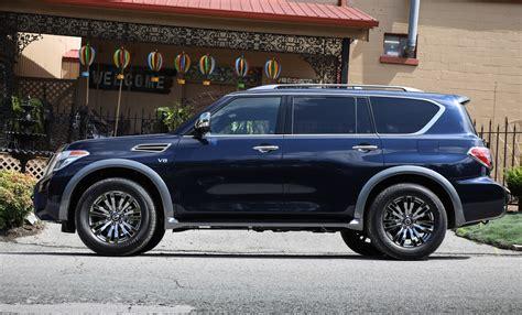 Luxoloaded 2018 Nissan Armada Platinum Reserve Debuts