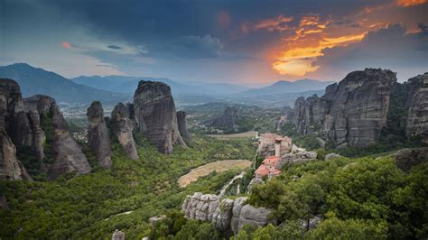discover meteora   monasteries lonely planet video