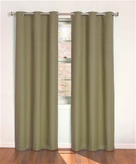 walmart eclipse grommet curtains eclipse chino thermaback grommet panel walmart ca