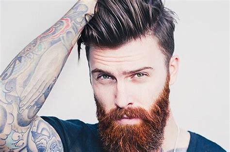 29 Combinaciones De Barba Y Pelo Corto A Los Lados Que Te