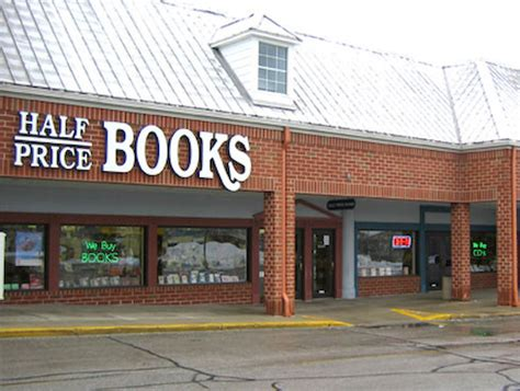 Half Price Books, Greenfield Wisconsin () Localdatabasecom