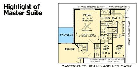His And Bathroom Floor Plans by A Peek Inside His And Bathroom Floor Plans Ideas 9
