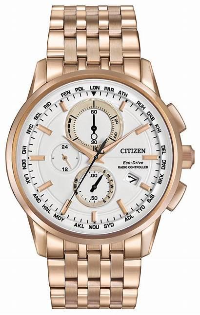 Citizen 55a Chronograph Eco Drive Calendar Perpetual