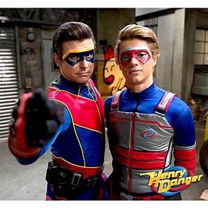 """Henry Danger on Twitter: """"Captain Man & Kid Danger are on ..."""
