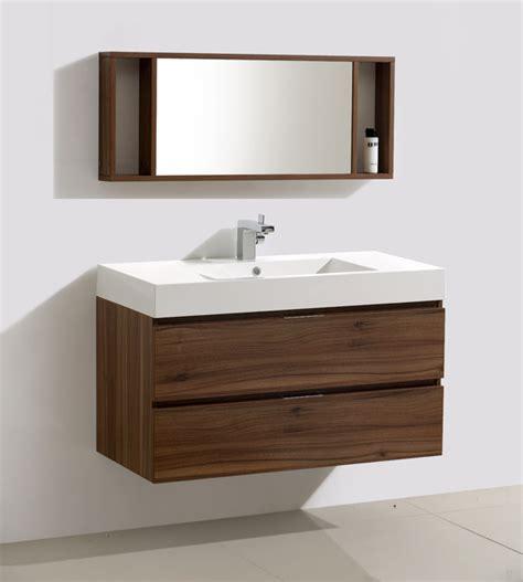 39 inch wall mounted modern bathroom vanity mv317000c