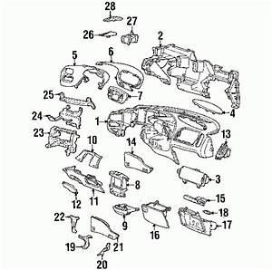 1989 F150 Instrument Panel Diagram