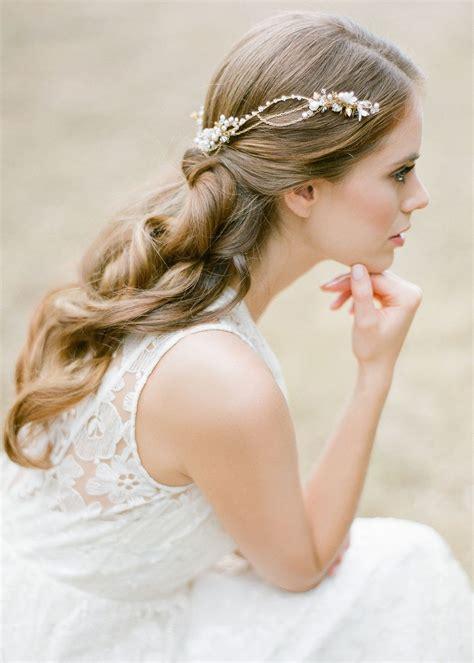 Jolie Bohemian Bridal Headpiece Tania Maras Bespoke