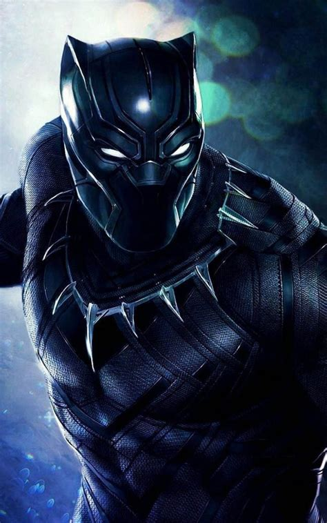 Black Panther Hd Wallpaper For Mobile by Black Panther Artwork Free 4k Ultra Hd