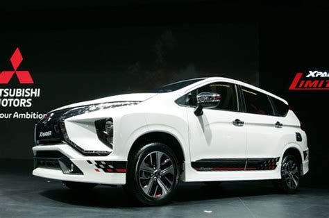 Mitsubishi Xpander Limited Picture by Harga Mitsubishi Xpander Limited Jadinya Rp 276 6 Juta