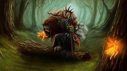 Goblin Fairy Catcher Wallpapers Baklaher Cave Deviantart